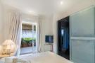 Guest bedroom sliding door Villa Cassedda Porto Cervo Sardinia