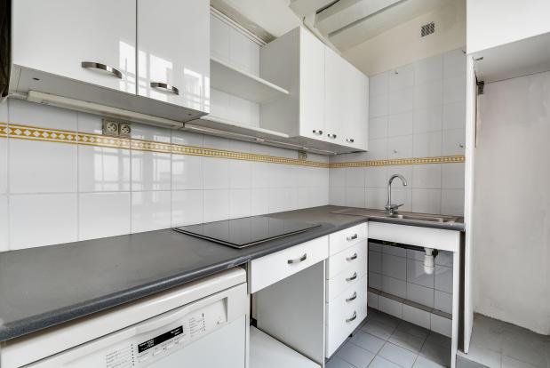 Kitchen Quincampoix Paris