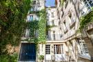 Entrance facade Postel-Vinay Paris