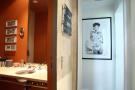En-suite bathroom Etoile Avenue President Wilson Paris