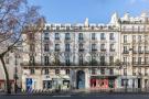 Facade Marais Beaumarchais Paris