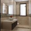 Bathroom marble shower Venus Rock Golf Resort Imperial Residences Cyprus