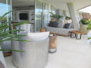 Outdoor area sliding doors patio Billionaire Resort Kenya