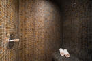 Steam room at Chalet Vermont in Verbier