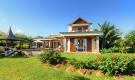 Facade garden Villas Valriche Mauritius