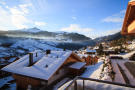 Balcony view Chalet Im Maad Verbier