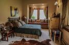 Bedroom master window seat guest EE-DA-HO Ranch Arizona