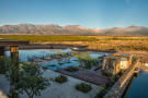 View rear swimming pool Vines of Mendoza Resort Villas Argentina