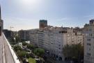 Facade view The Penthouse Av de Pau Casals Barcelona