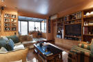 Living room office The Penthouse Av de Pau Casals Barcelona