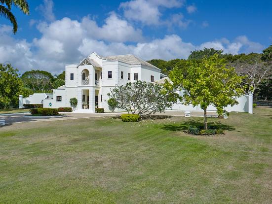 Facade garden Sand Box at Sandy Lane Barbados