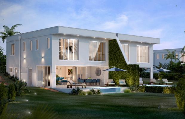 Facade townhouse Westmoreland Hills Barbados