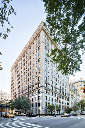 Facade Fifth Avenue New York