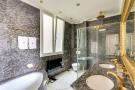 Bathroom marble gold tap Etoile Marceau Paris