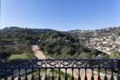 Rear view balcony Villa Paula Zona Alta Barcelona