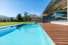 Swimming pool garden Finca Mia Vall d'en Bas Girona