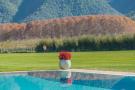 Swimming pool view Finca Mia Vall d'en Bas Girona