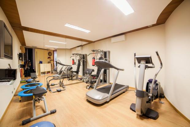 Home gym Villa Olivia Lloret de Mar Girona