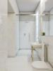 Bathroom marble shower Marlet Barcelona Old Town