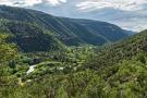 Aerial Cascabel Ranch Colorado