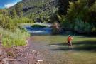 Fishing Cascabel Ranch Colorado