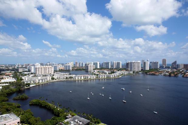 Marina bay Marina Palms Miami Florida