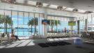 Gym Marina Palms Miami Florida
