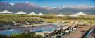 Resort pool area swimming sun terrace Vines of Mendoza Private Vineyards Argentina