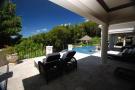 Sun terrace swimming pool Monkey Business Barbados
