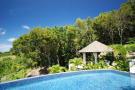 Swimming pool gazebo Monkey Business Barbados