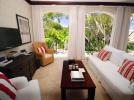 Living room balcony marble floor doors Monkey Business Barbados