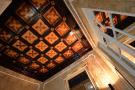 Original ceiling period features Villa on Lake Como The Lakes Italy