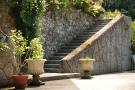 Entrance Villa on Lake Como The Lakes Italy