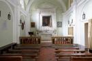 Chapel Villa La Quercia Lucca Tuscany