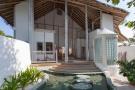 Rear facade Villa Sunrise at Soneva Fushi Maldives