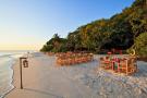 By the Beach Restaurant Soneva Fushi Maldives