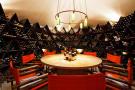 Wine cellar Villa Sunrise at Soneva Fushi Maldives