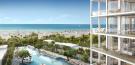 Swimming pool terrace beach ocean view Fasano Shore Club South Beach Miami Florida