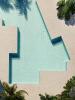 Swimming pool Fasano Shore Club South Beach Miami Florida
