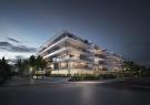 Exterior facade drive Three Hundred Collins Florida Miami