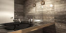 Bathroom marble stone Three Hundred Collins Florida Miami