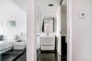En suite bathroom off bedroom at 123 Washington Street, Unit 36E