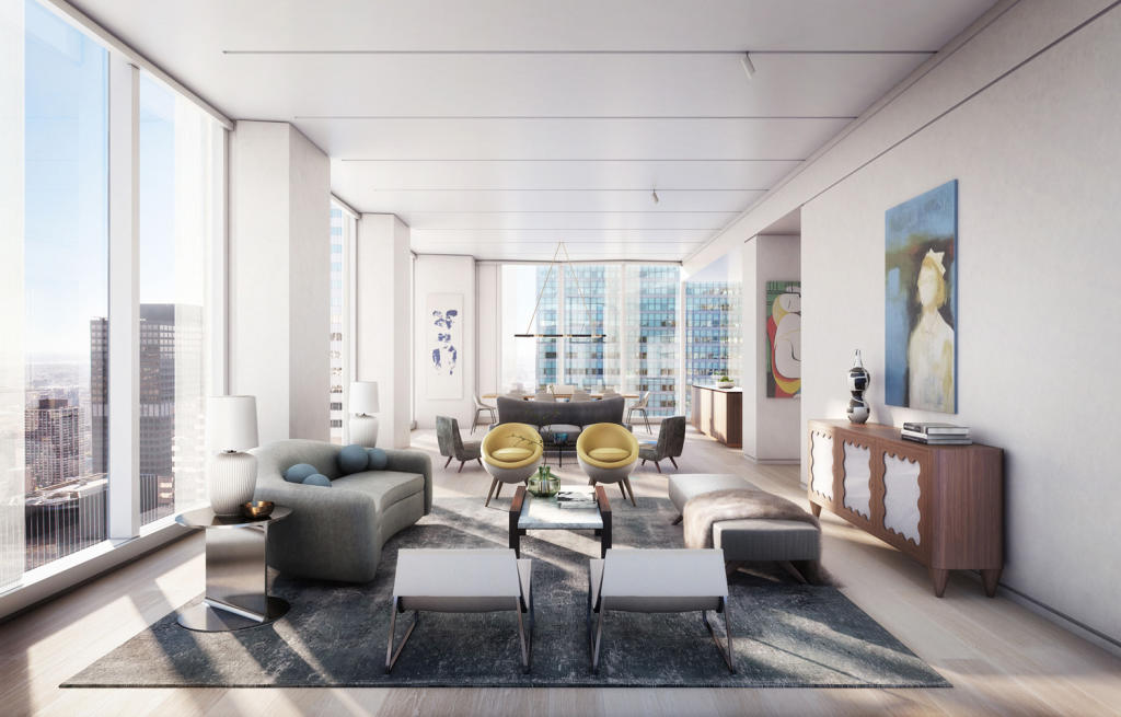 Apartment for sale in Midtown East Manhattan...