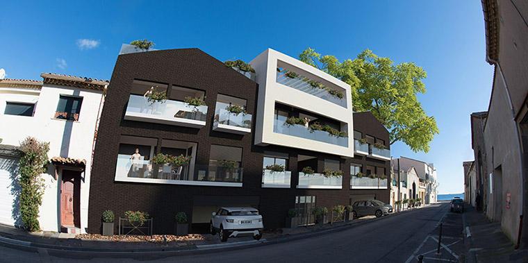 Apartment for sale in Marseillan...