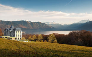 Apartment in Du Parc Kempinski, Vevey...