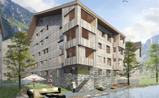 Apartment for sale in Andermatt - Steinadler...