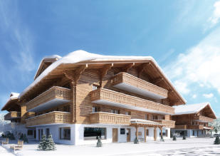 Apartment in Saanen, Gstaad...