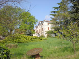 Manor House in Piedmont, Alessandria for sale