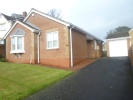 Detached Bungalow to rent in Allerburn Lea, Alnwick...