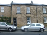 Terraced home in Percy Terrace. Alnwick...